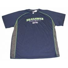 NFL Licensed Seattle Seahawks 2 Tone Shirt