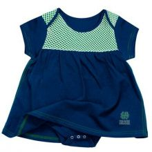 Notre Dame Fighting Irish Colosseum Infant  Dress