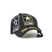 United States Army Star Logo Striper Style Cap