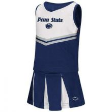 Penn State Nittany Lions Colosseum Toddler 2 Pc Cheerdress
