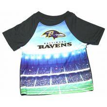 Baltimore Ravens Infant Boys Stadium T-Shirt