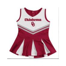 Oklahoma Sooners Colosseum Infant Cheerdress