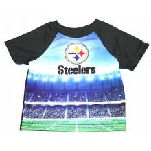Pittsburgh Steelers Infant Boys Stadium T-Shirt