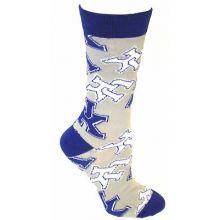 Kentucky Wildcats Team Crew Socks