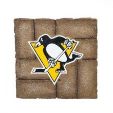 Pittsburgh Penguins 12 inch x 12 inch Garden Stone