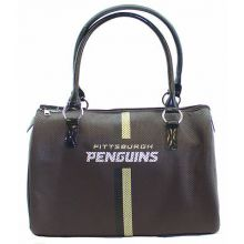 NHL Pittsburgh Penguins  Satchel Purse Bag