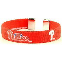 Philadelphia Phillies Ribbon Band Bracelet