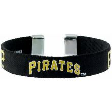 Pittsburgh Pirates Ribbon Band Bracelet