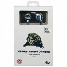 Pittsburgh Panthers Ihip Earbuds Headphones