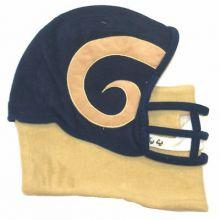 Los Angeles Rams Fleece Helmet Facemask Beanie