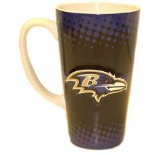 Baltimore Ravens 16-ounce Sculpted Latte Mug