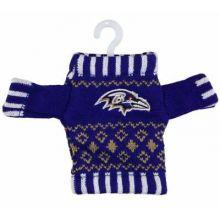 Baltimore Ravens Sweater Ornament