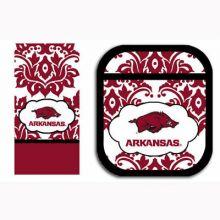 Arkansas Razorbacks Pot Holder and Towel Gift Set