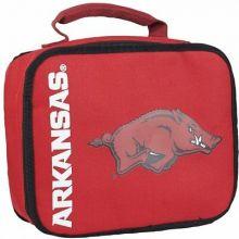 NCAA Arkansas Razorbacks Sacked Insulated Lunch Cooler Bag