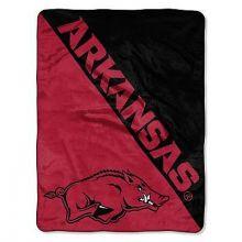 Arkansas Razorbacks Super Plush Fleece Throw