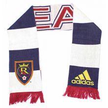 MLS Real Salt Lake Applique Fringed Scarf