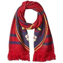 MLS Real Salt Lake Halftime Jacquard Fringed Scarf
