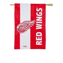Detroit Red Wings Embellish Garden Flag