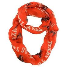 Texas Tech Red Raiders Sheer Infinity Scarf