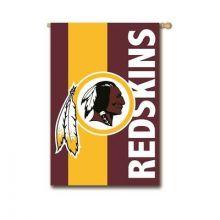 Washington Redskins Embellish House Flag