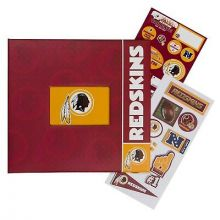 "Washington Redskins Complete Scrapbook 12"" X 12"""