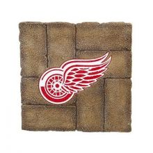 Detroit Red Wings 12 inch x 12 inch Garden Stone