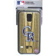 Colorado Rockies Galaxy S5 Rugged Series Phone Case