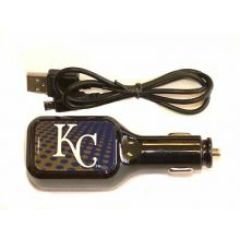 Kansas City Royals 2 in 1 Wall and Car Charger