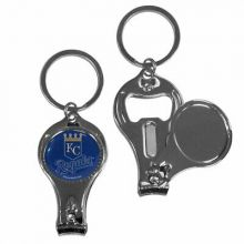 Kansas City Royals 3-in-1 Key Chain