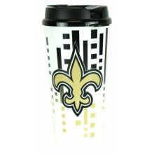 New Orleans Saints 32-ounce Single Wall Hype Tumbler
