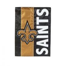 New Orleans Saints Embellish House Flag