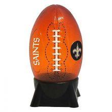 New Orleans Saints Football Shaped Night Light
