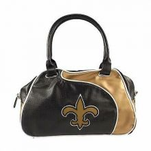New Orleans Saints Perf-ect Bowler Purse