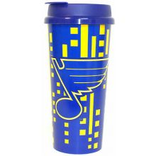 St. Louis Blues 16-ounce Insulated Travel Mug