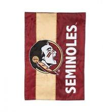 Florida State Seminoles Embellish Garden Flag
