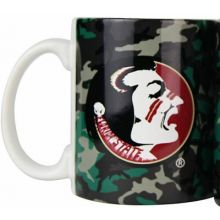 Florida State Seminoles Camouflage 11oz Coffee Mug