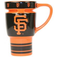 San Francisco Giants Sculpted Travel Mug with Lid
