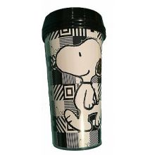 Peanuts Snoopy 16 oz Insulated Travel Cup