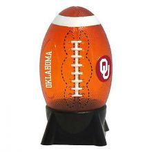 Oklahoma Sooners Football Shaped Night Light