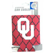 Oklahoma Sooners Hi-Definition Team Color Can Koozie Cooler