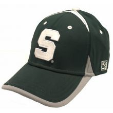 Michigan State Spartans Game Time Flex Fit Hat