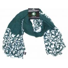 Michigan State Spartans Oversized Team Logo Scarf