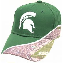 Michigan State Spartans Panoramic Adjustable Hat