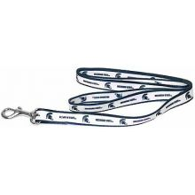 "Michigan State Spartans 50"" Team Pet Leash"