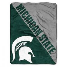 Michigan State Spartans Super Plush Fleece Throw