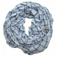 Sporting Kansas City Plaid Infinity Scarf