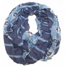 Sporting Kansas City Striped Infinity Scarf