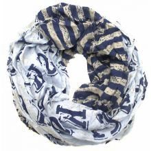 Sporting Kansas City Two Tone Infinity Scarf