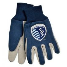 Sporting Kansas City Team Color Utility Gloves