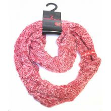Standford Cardinals Chunky Duo Knit Infinity Scarf